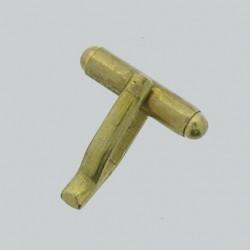 15mm pinched cufflink