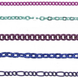 Coloured Steel Chain